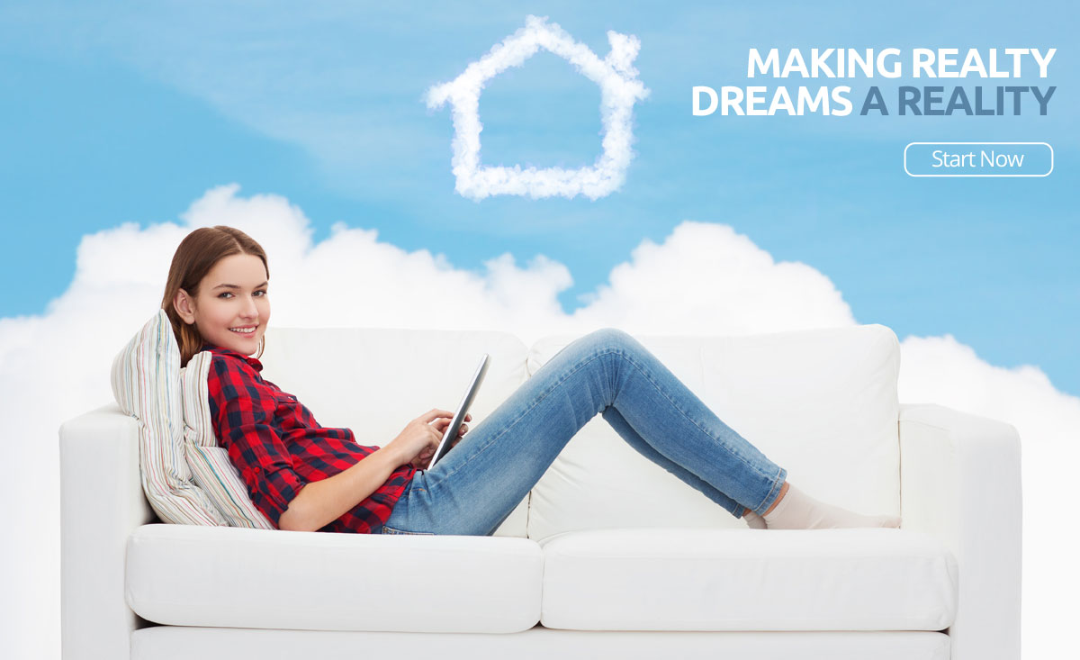 Let's Begin the Search for Your Dream Home